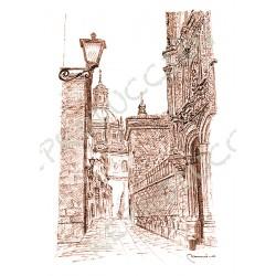 Libreros y el conocimiento.  Salamanca