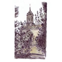 Por Lugo: Iglesia del Carmen 2