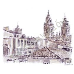 Por Lugo: Tinería y Catedral 1