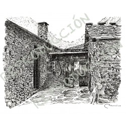 Una casa (Veigas de Turía)