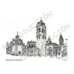 A Catedral de Lugo