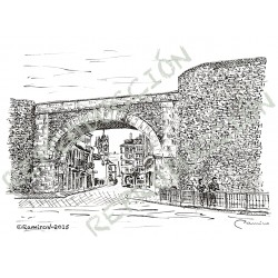 Porta de San Fernando