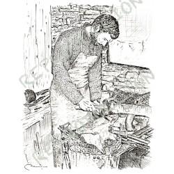 El arte de hacer cuchillos (Taramundi)